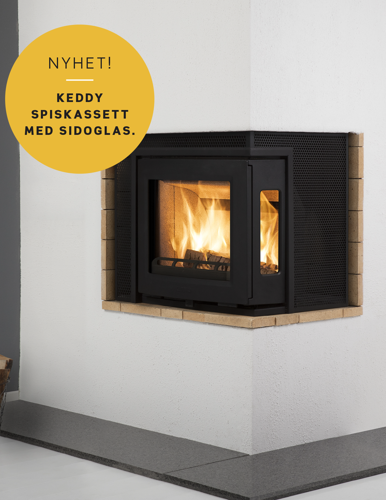 Keddy - En spiskassett för nordiska vintrar