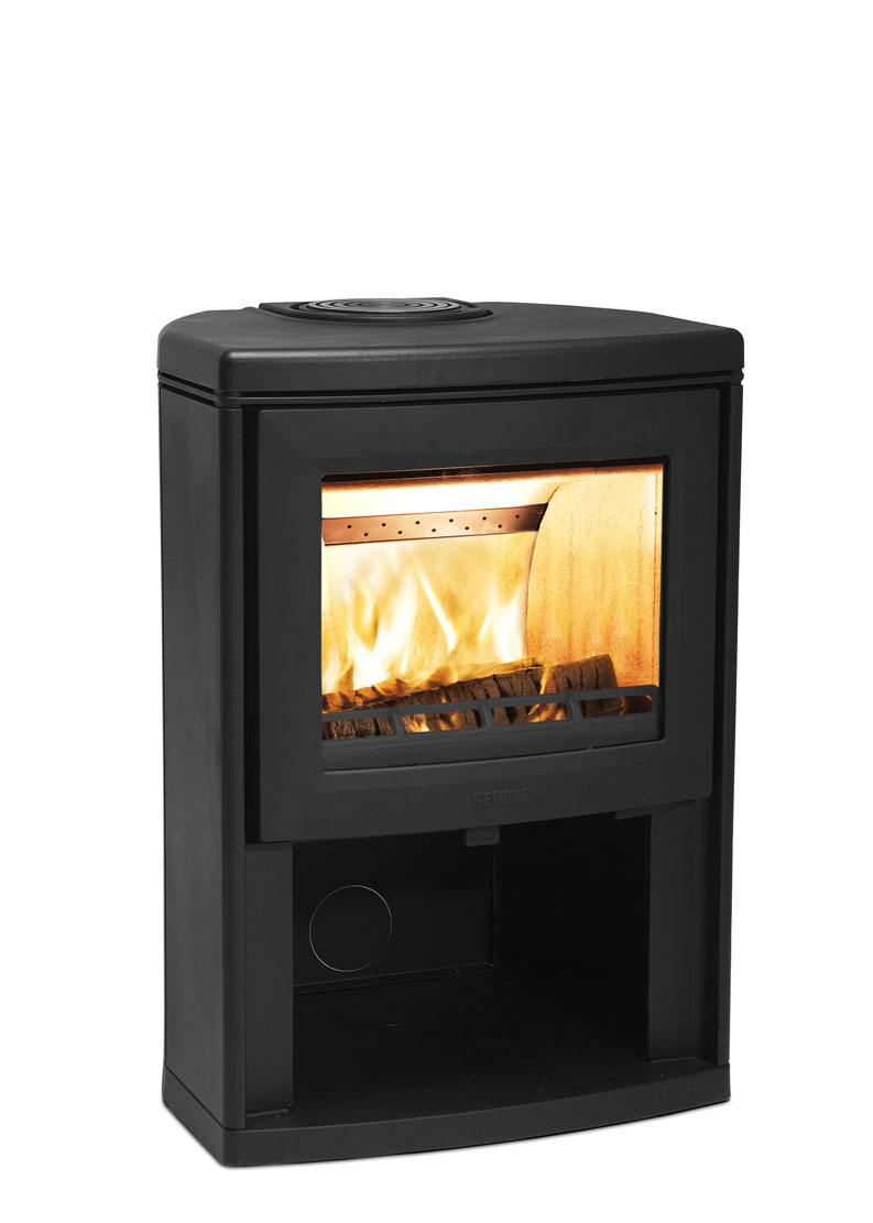 Wood Burning Stoves In Durable Cast Iron Keddy